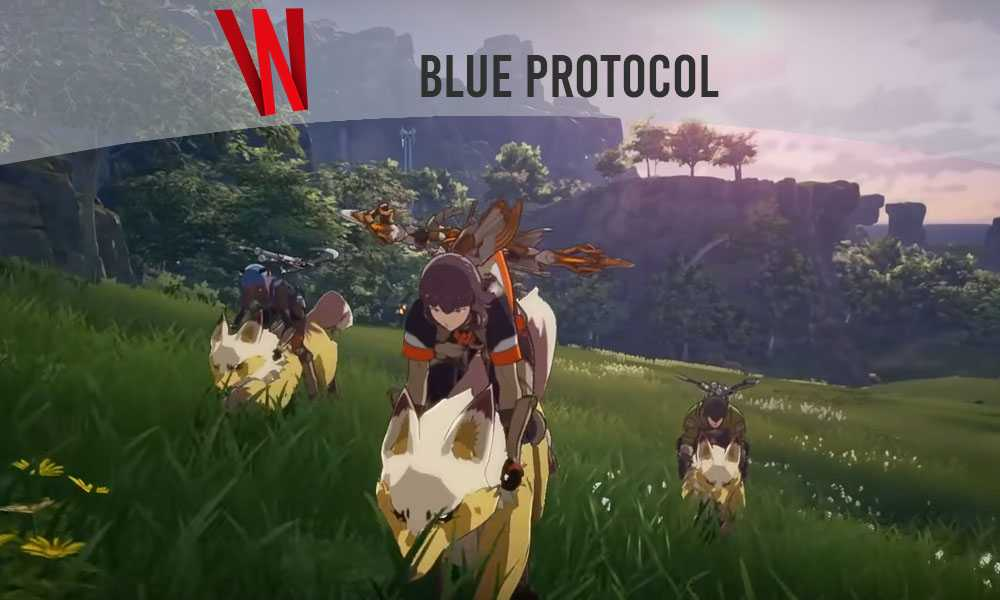 Blue Protocol (Game) release date, gameplay, news
