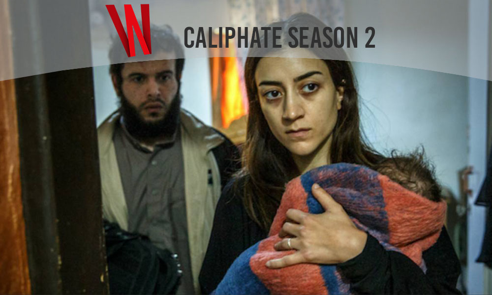 When will Caliphate Season 2 come out on Netflix?