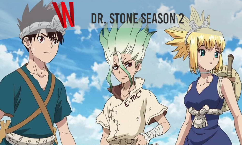 When will Dr. Stone season 2 come out? Countdown!