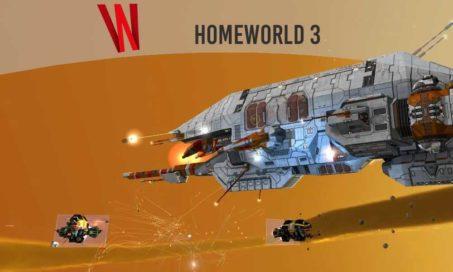 homeworld 3 release date