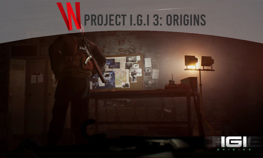 project igi origins