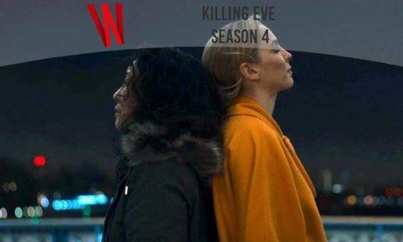 Killing Eve Season 4 Release Date