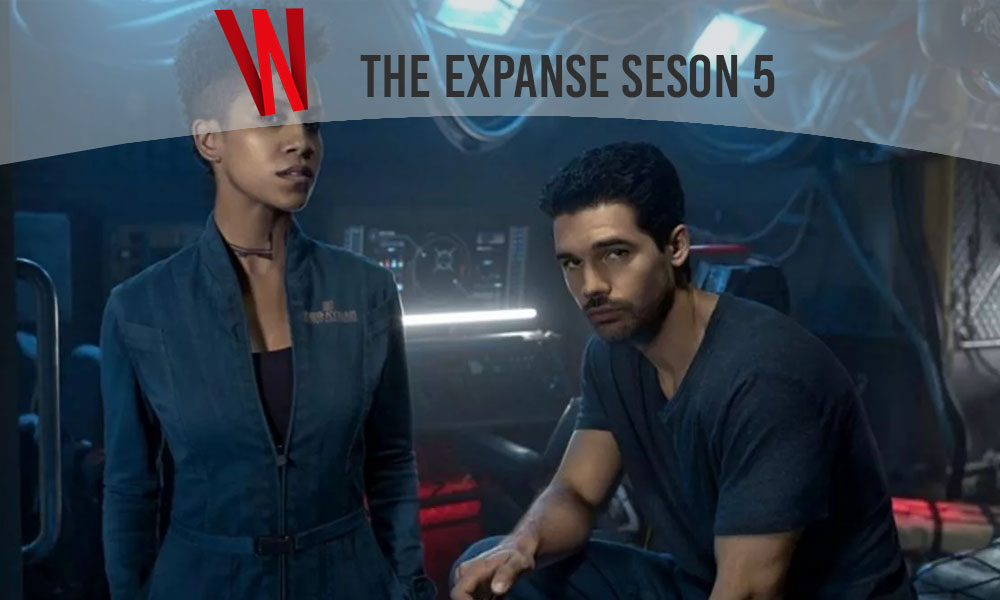 The Expanse Season 5 Release date, Cast and Plot