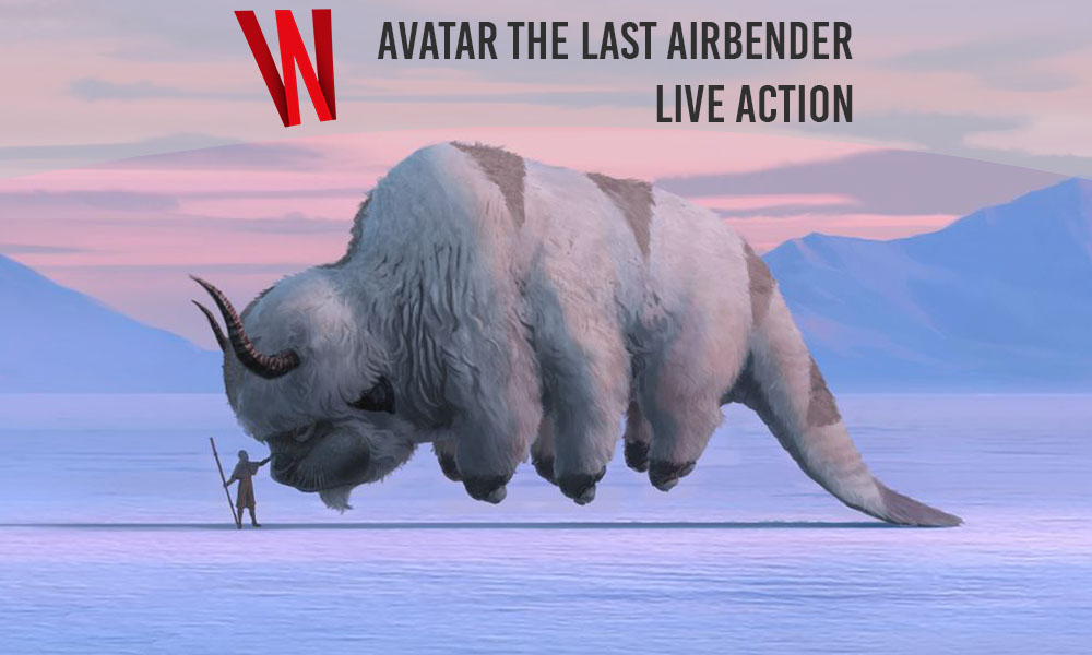 avatar the last airbender live action release date
