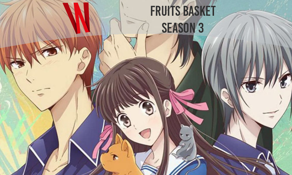 Fruits Basket Season 3 Release Date on Hulu, Plot, Characters, Trailer