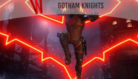 gotham knights release date