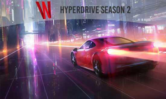 hyperdrive season 2 release date