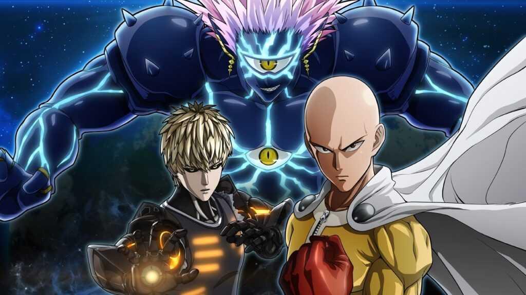 One Punch Man Season 3 Release Date On Netflix Manga Status