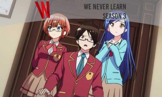 we never learn season 3 release date
