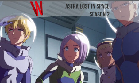 Astra Lost in Space season 2 release date