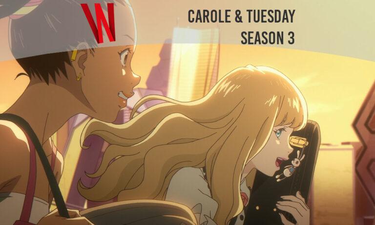 carole and tuesday season 3 release date