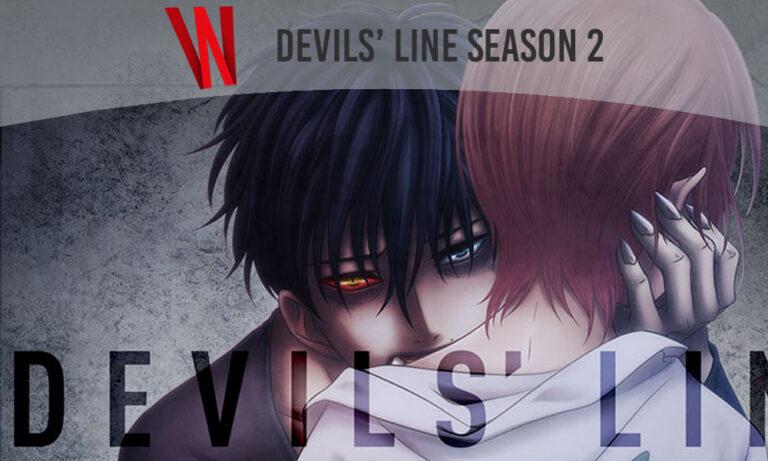 devils line season 2 release date