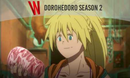 dorohedoro season 2 release date