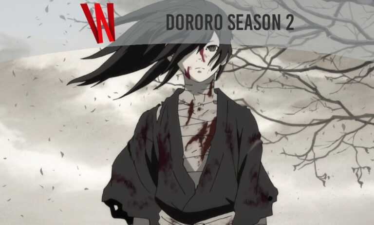dororo season 2 release date