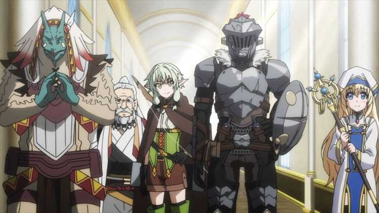 goblin slayer team members