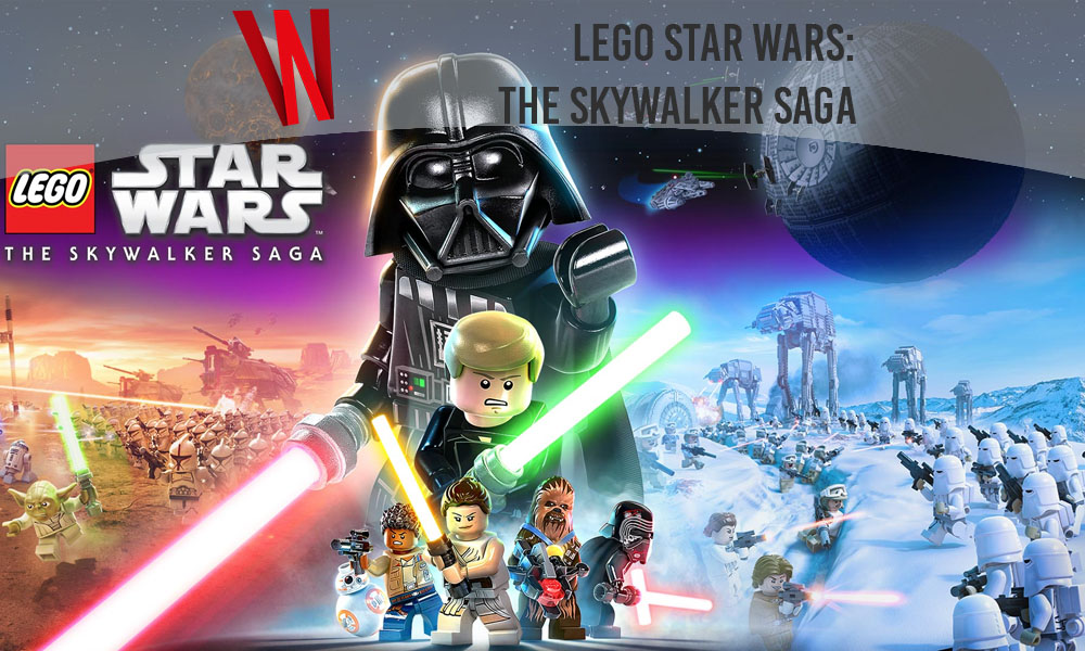 LEGO Star Wars: The Skywalker Saga release date