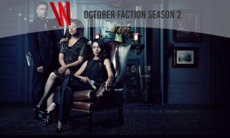 october faction season 2 renewal