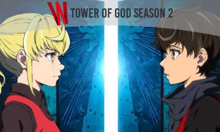 tower of god season 2 release date