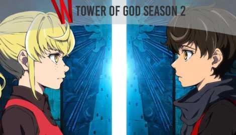tower of god season 2 release date