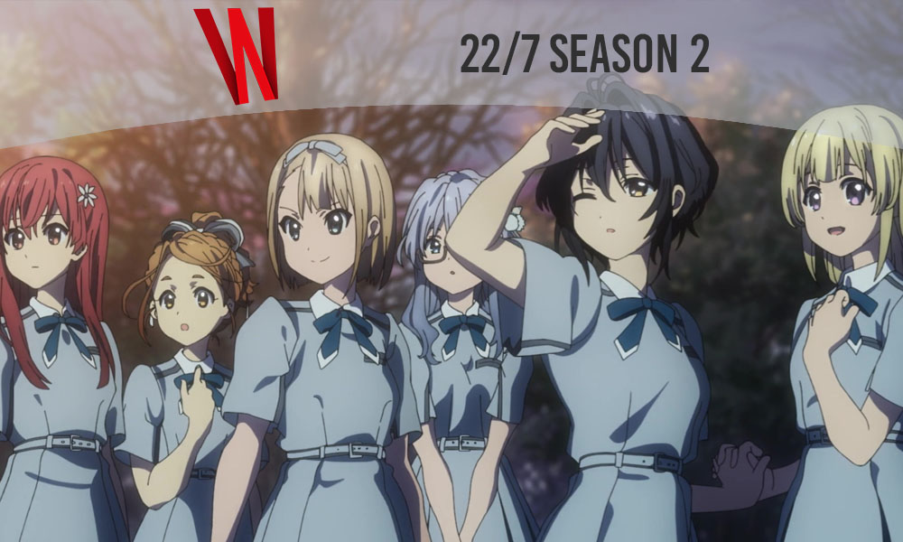 22/7 anime season 2