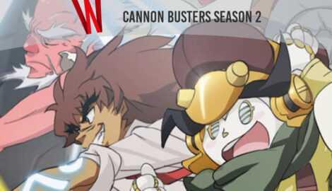 cannon busters season 2