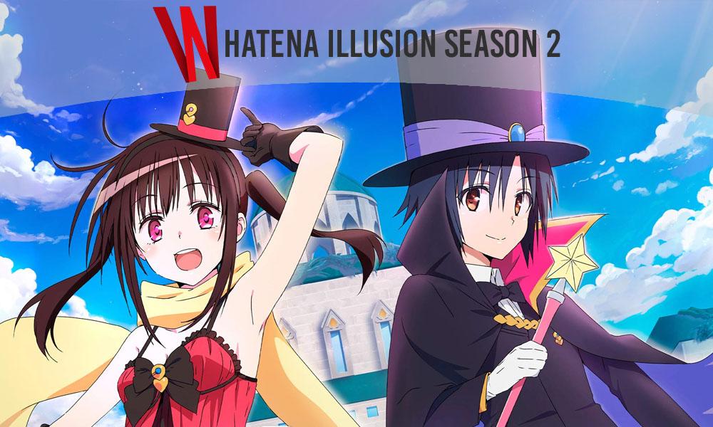 hatena illusion season 2 release date