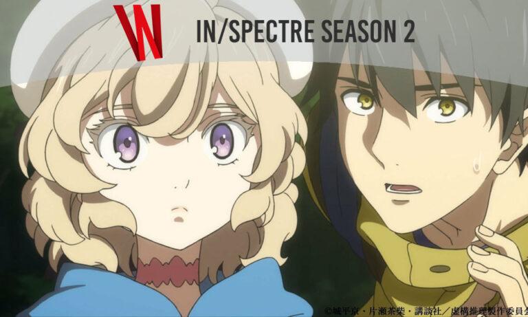 in spectre season 2