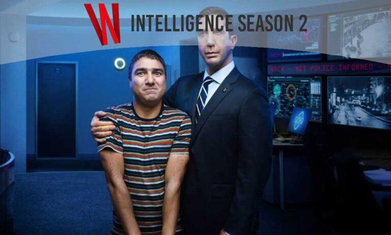 intelligence season 2 release date