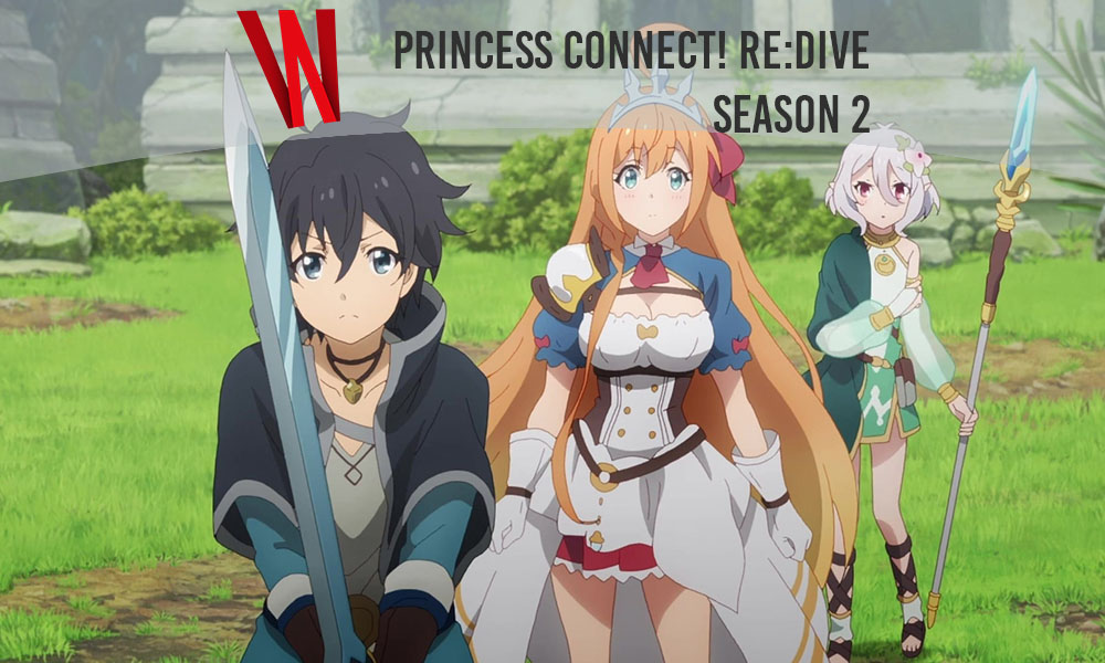 Princess Connect! Re:Dive season 2