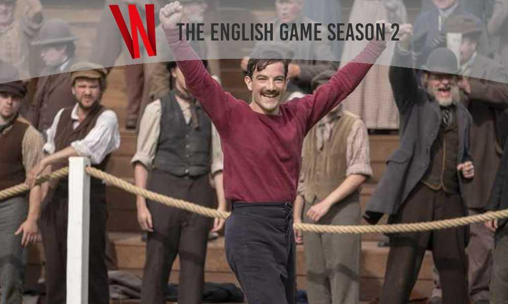 the english game season 2 release date