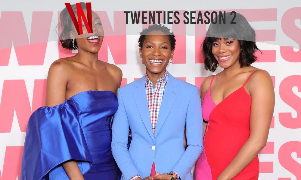 twenties season 2 release date