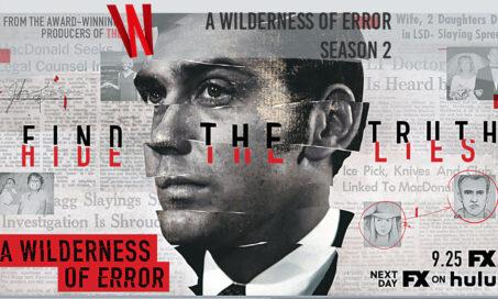 A Wilderness of Error Season 2