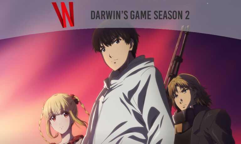 Darwin's Game Season 2