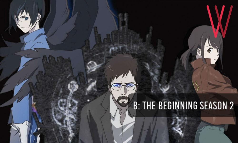 b the beginning season 2