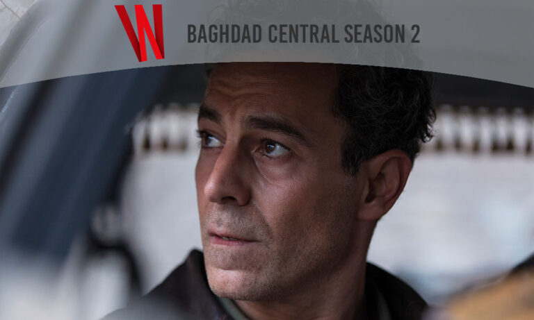 baghdad central season 2