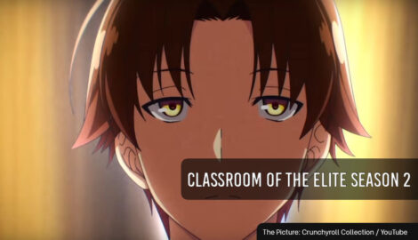Classroom of the Elite Season 2