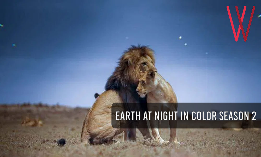 Earth at Night in Color season 2