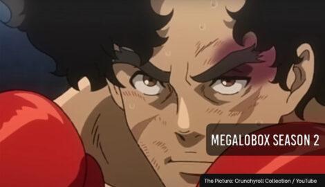 megalobox season 2
