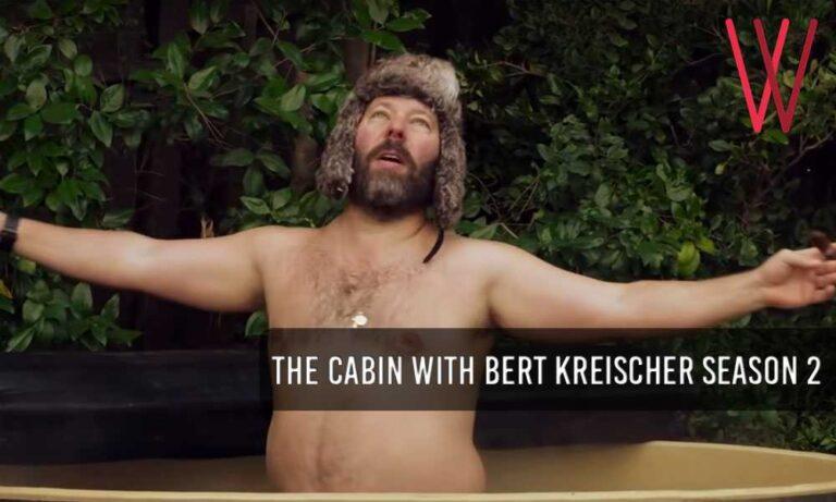 The Cabin with Bert Kreischer Season 2
