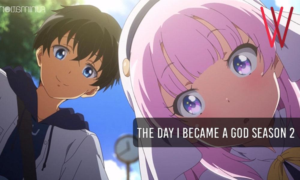 the day i became a god