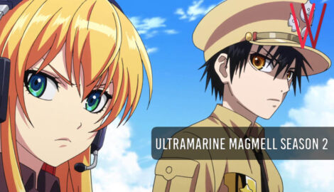 Ultramarine Magmell Season 2