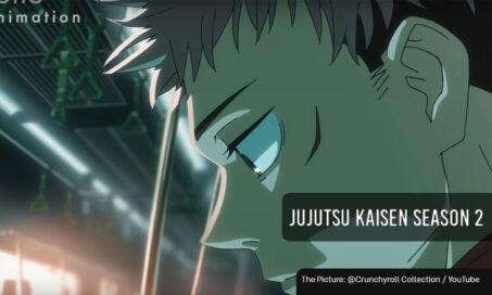 jujutsu kaisen season 2