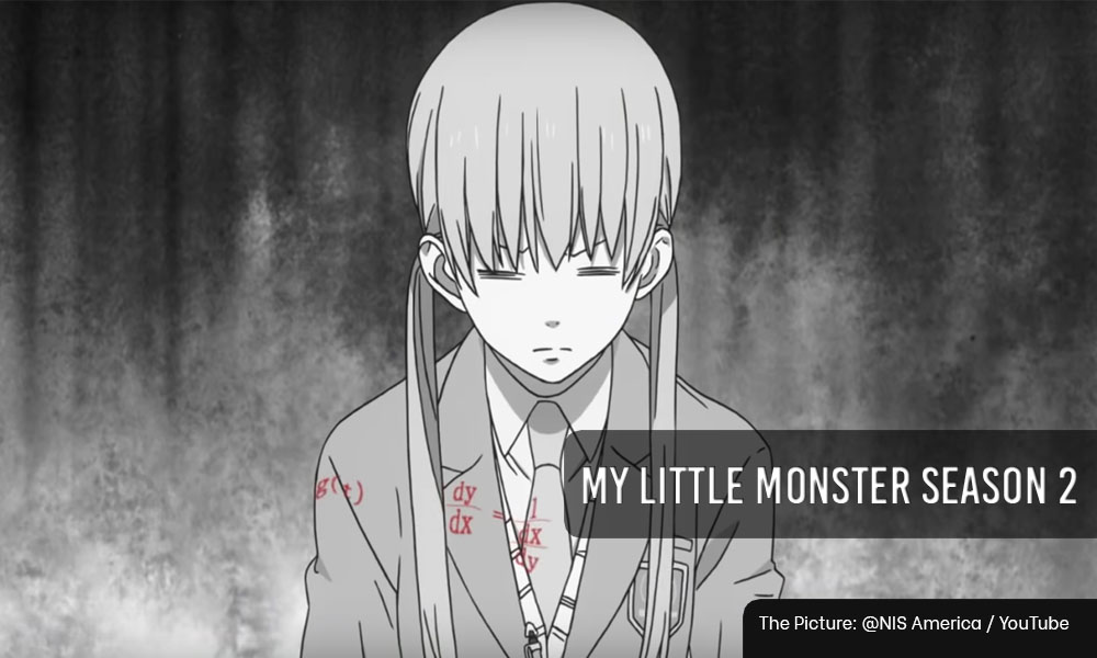 my little monster season 2