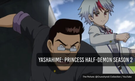 yashahime princess half demon season 2
