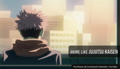 anime like jujutsu kaisen