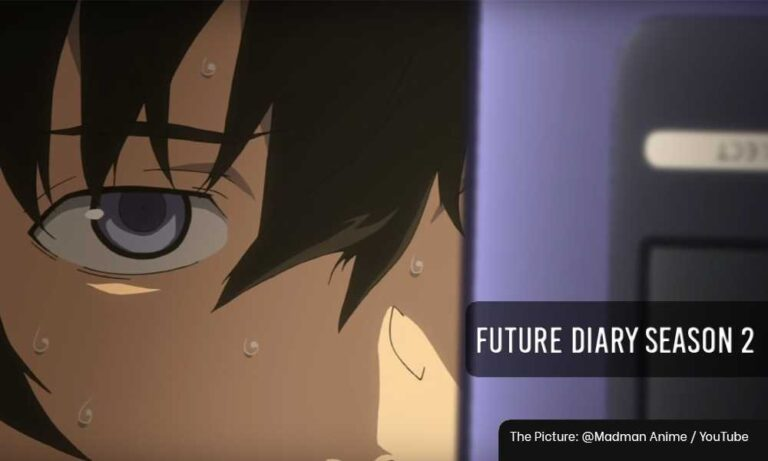 future diary season 2