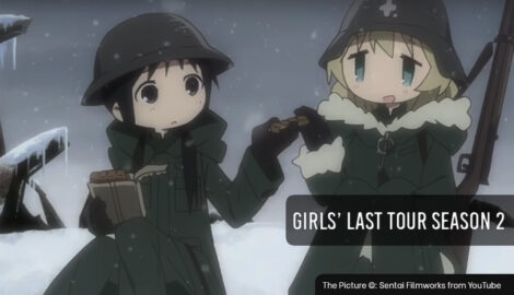 girls last tour season 2