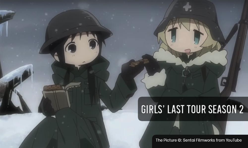 girls last tour season 2