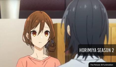 horimiya season 2