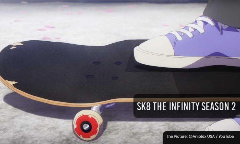 sk8 the infinity season 2